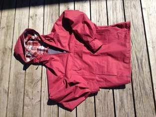 Makerist - Regenjacke aus ETAPROOF - 1