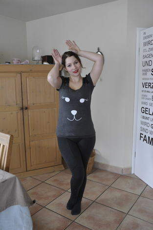 Makerist - Lieblingsshirt mal mit Ostern - 1