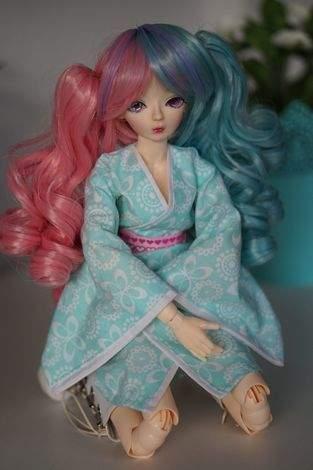 Makerist - Kimono für Ball Jointed Doll - 1