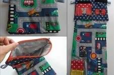 Makerist - Jungs Reisespieltasche - 1