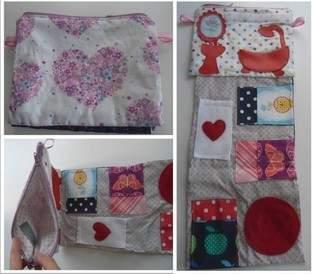 Makerist - Mädchen Reisespieltasche - 1