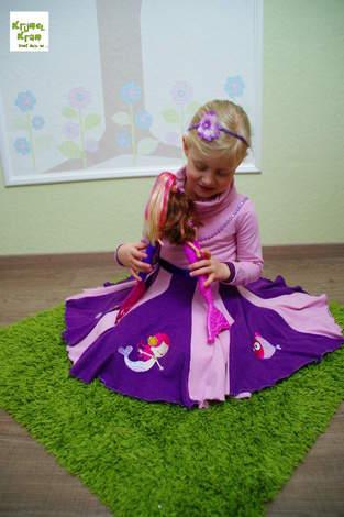 Makerist - Geburtstagskleid für unsere Große alias WinterWunderKleid - 1