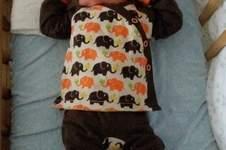 Makerist - Wickeljacke und Monkeypants von Kid5 - 1
