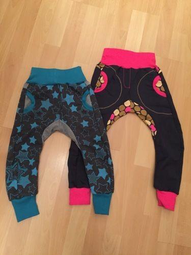 Makerist - Coole Hosen für meine coolen Patenkinder. Sweat & Jersey  - Nähprojekte - 1
