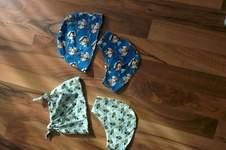 Makerist - Mützen mit entsprechenden Tüchern - 1