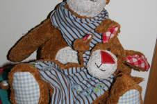 Makerist - Kuschelhasenset für neugeborenes Baby - 1