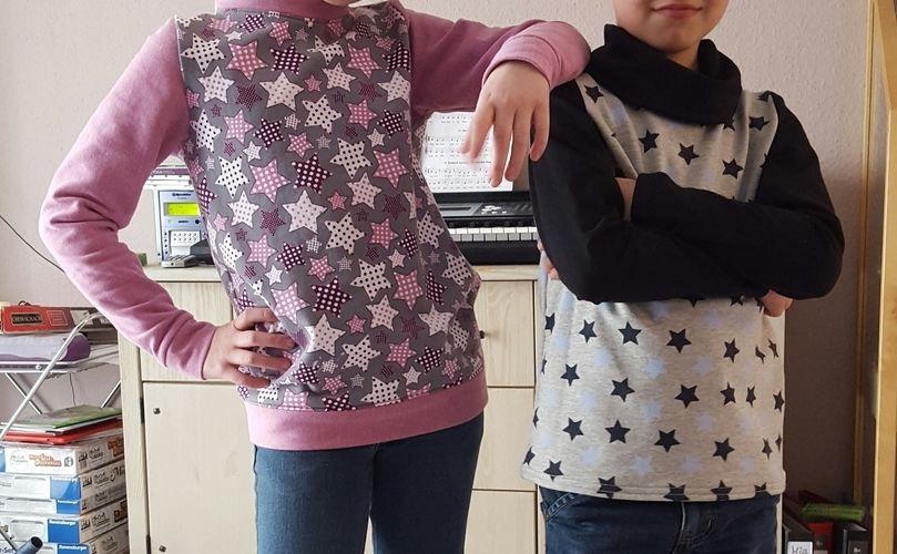 Makerist - Lieblingsstücke meiner Kinder - Nähprojekte - 1