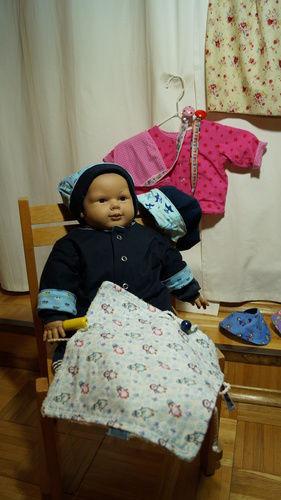 Makerist - Rund ums Baby. Jerseystoff. Für trendige kleine Babys - Nähprojekte - 1
