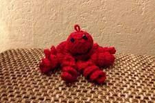 Makerist - Schlüßelanhänger Kraken - 1