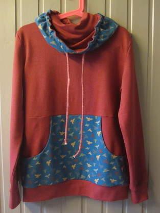 Makerist - Lime Hood Lady - 1