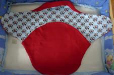 Makerist - Einschlagdecke für die Babyschale - 1
