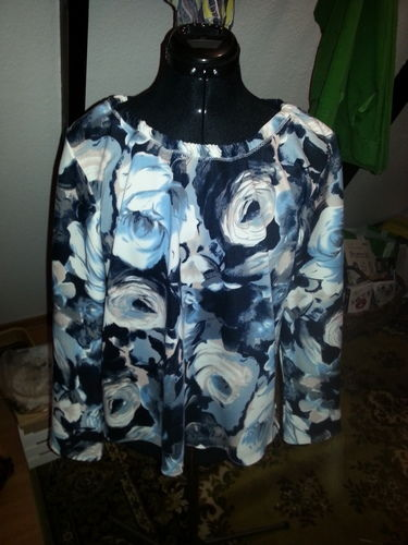 Makerist - Lieblings Shirt  - Nähprojekte - 1