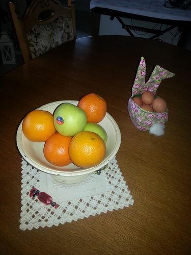 Makerist - osterkorb aus Stoff - Nähprojekte - 3