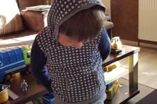 Makerist - Hoddy mit Kängurutasche - Lieblingspullover für Kids  - 1