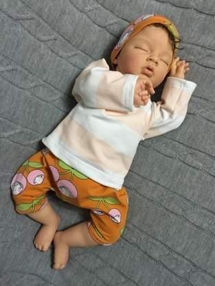 Makerist - Babykleidung - Neugeborenenset - 1