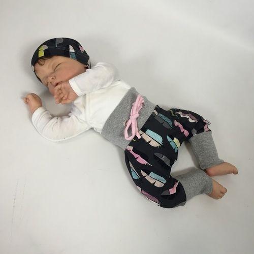 Makerist - Babykleidung - Neugeborenenset - Nähprojekte - 2