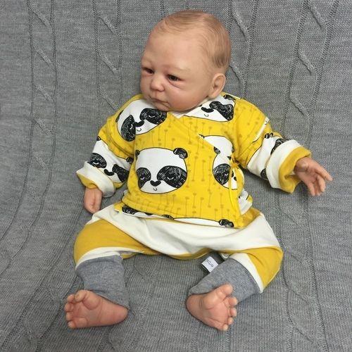 Makerist - Babykleidung - Neugeborenenset - Nähprojekte - 3