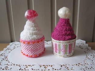 Makerist - Cup cake -socks - 1