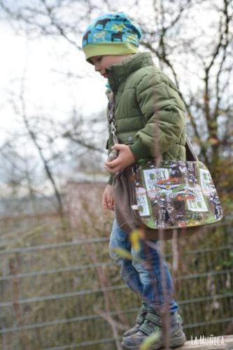 Makerist - Tasche, Jungenvariante - Nähprojekte - 1