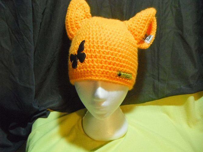 Makerist - Mütze mit Ohren  - Häkelprojekte - 2