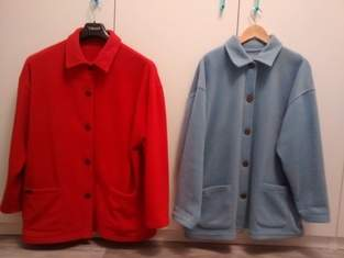 Makerist - Doppelgänger, blau alt, rot neu - 1