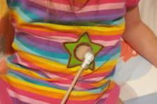 Makerist - Body  für meine behinderte Tochter aus Jersey  - 1